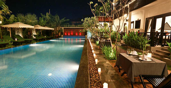 Siem Reap Hotel-Khmer Mansion Boutique